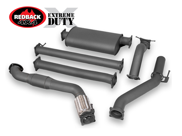 Redback Exhaust Systems - Opposite Lock Thailand | 4WD